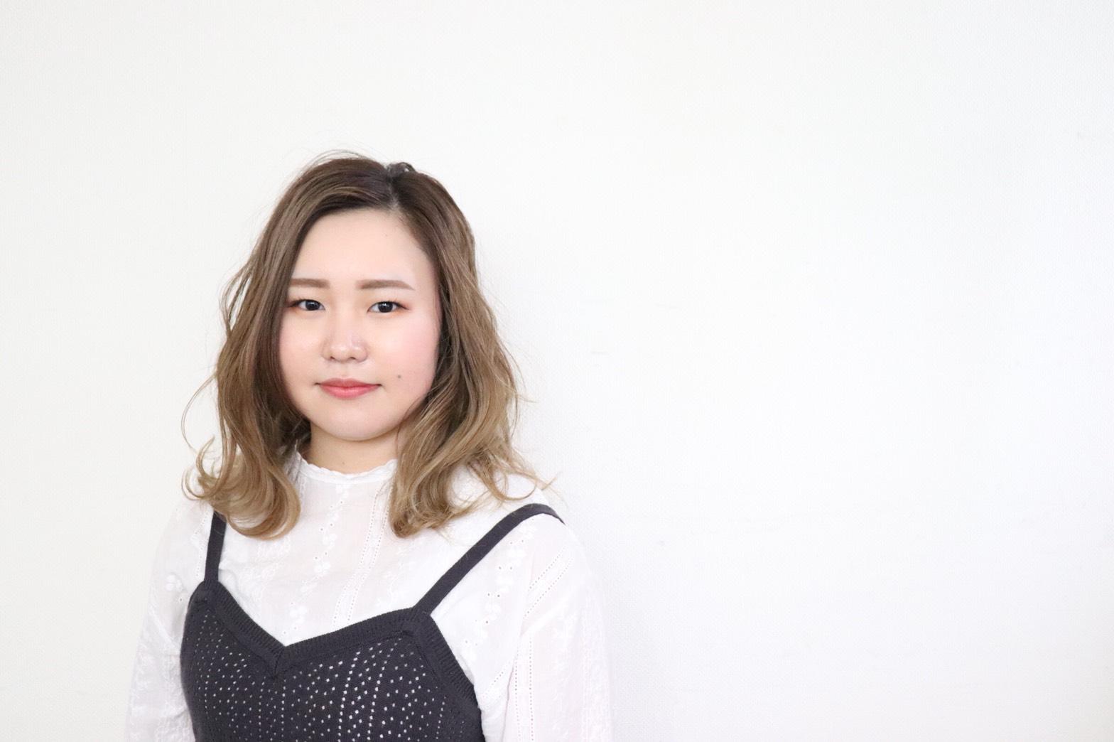 大山由葵 amrta / Jr. STYLIST
